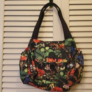 Gorgeous Kipling Floral Felix Bag